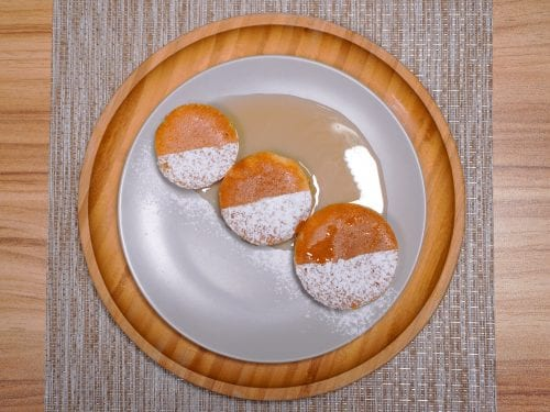 Souffle Pancakes Recipe, fluffy Japanese pancakes recipe