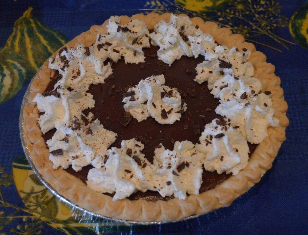 10 Minute German Chocolate Cream Pie Recipe