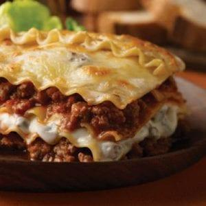 Beef & Mushroom Lasagna Recipe