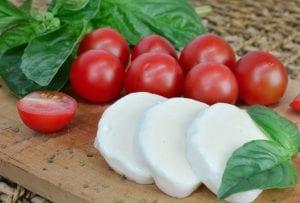 30-Minute Fresh Mozzarella Cheese Recipe