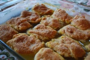 Brown Butter Boiled Cider Spice Cookies - FoodBabbles.com