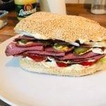German-Style Beef Sandwiches Recipe