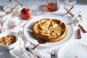 Alice Waters' Apple Tart Recipe