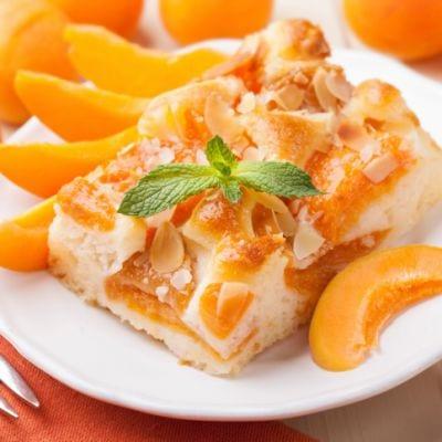Apricot Dump Cake Recipe