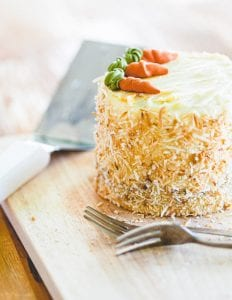 Best Ever Carrot Cake with Cream Cheese Icing Recipe