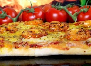 Blackened Shrimp Pizza Recipe