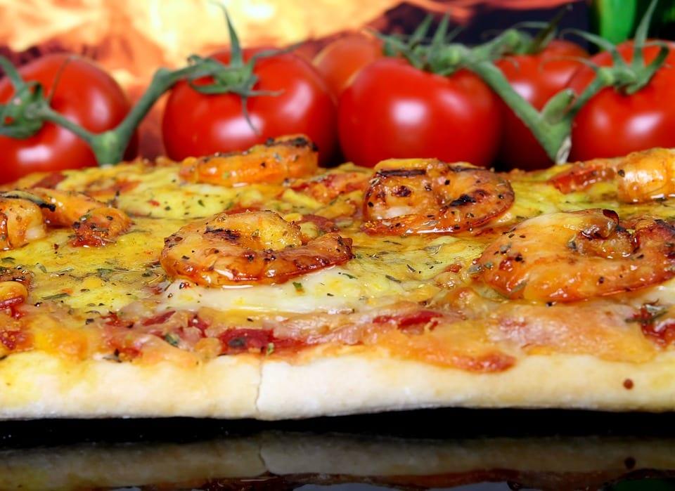 Blackened Shrimp Pizza Recipe