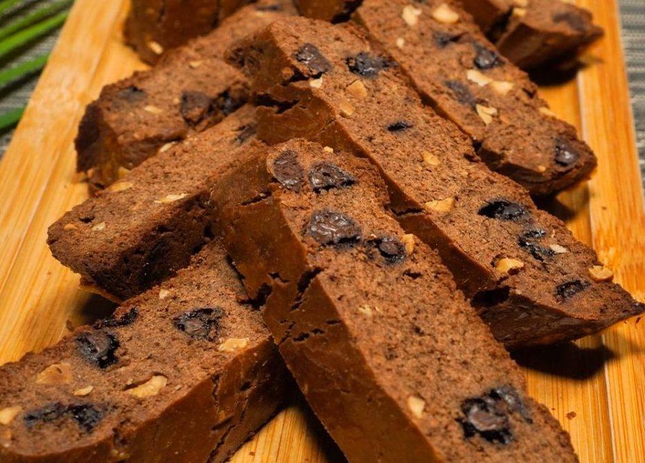 Brownie-Biscotti