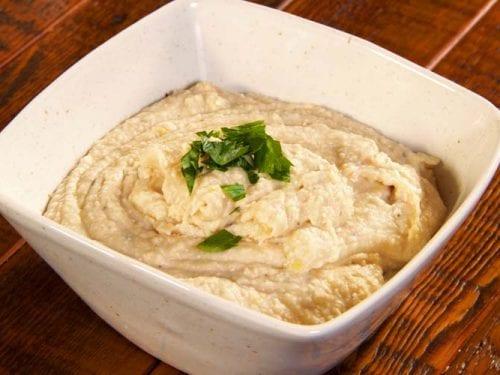 Cheese Spread Recipe, easy cheddar cream cheese spread with garlic