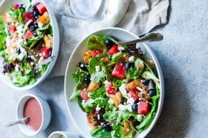 Classic Warm Goat Cheese Salad Recipe