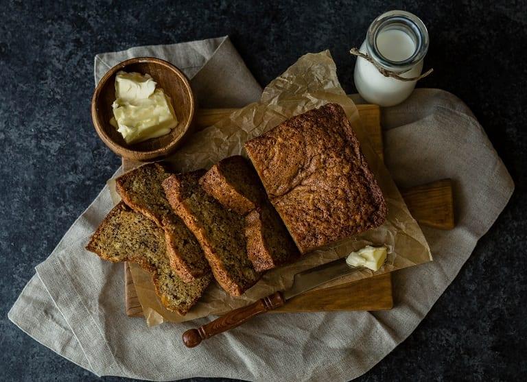 Cool Crockpot Banana Bread