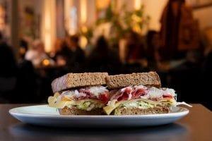 Reuben Sandwich Recipe (Arby's Copycat)
