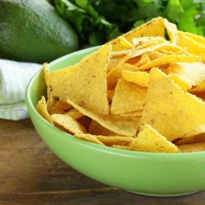 Copycat Chili's Tortilla Chips Recipe