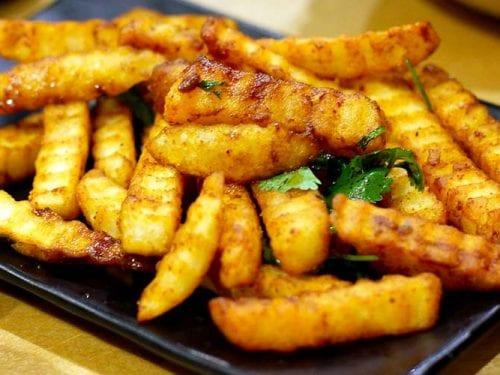 Copycat Culver's Crinkle Cut Fries Recipe