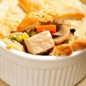 Copycat Marie Callender's Chicken Pot Pie Recipe