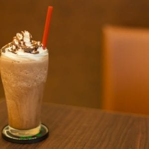 Copycat McDonald's Chocolate Shake Recipe