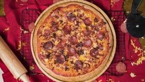 Copycat Papa Johns Pizza Recipe
