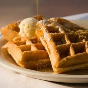 Copycat Waffle House Waffles Recipe