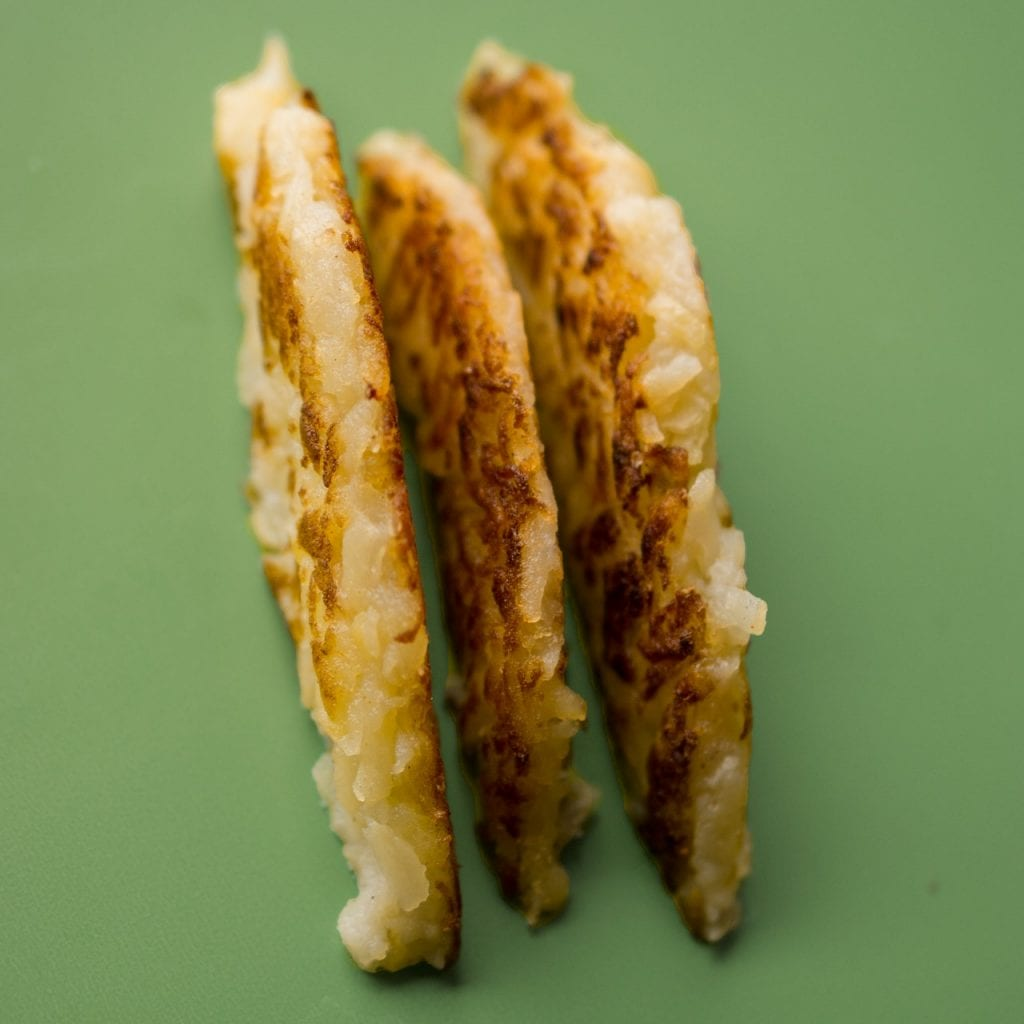 Crispy Crunchy Hash Browns Recipe