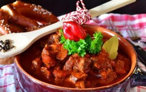 Crockpot Goulash Recipe