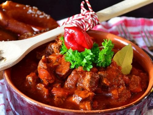 Crockpot Goulash Recipe
