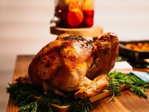 Delicious Thanksgiving Turkey