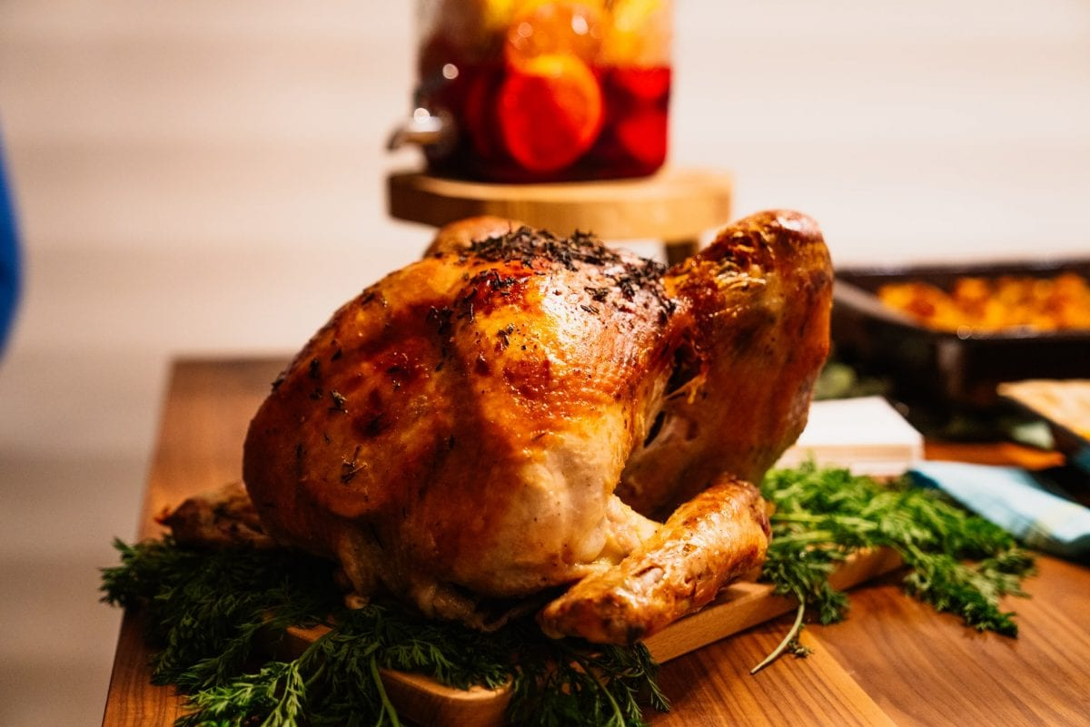 Delicious Thanksgiving Turkey Recipe