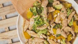 Diabetic-Friendly Broccoli Chicken Stir Fry Recipe