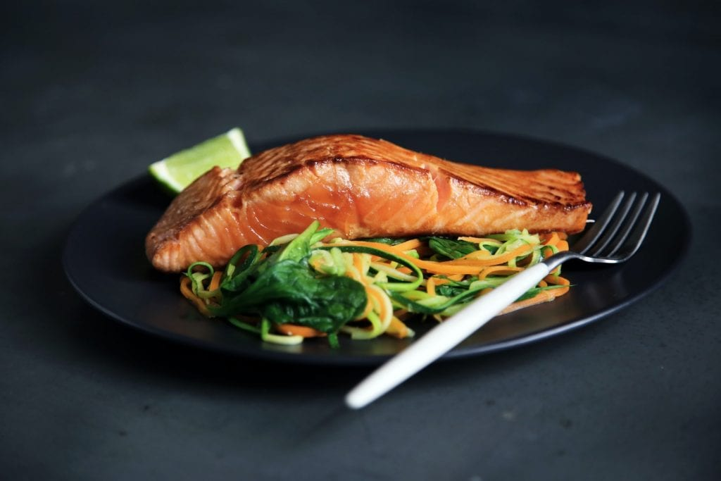Diabetic-Friendly Grilled Salmon Recipe