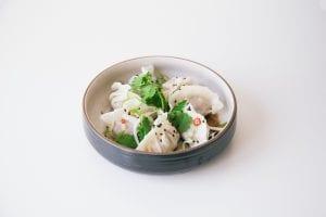 Asian Pork Dumplings Recipe