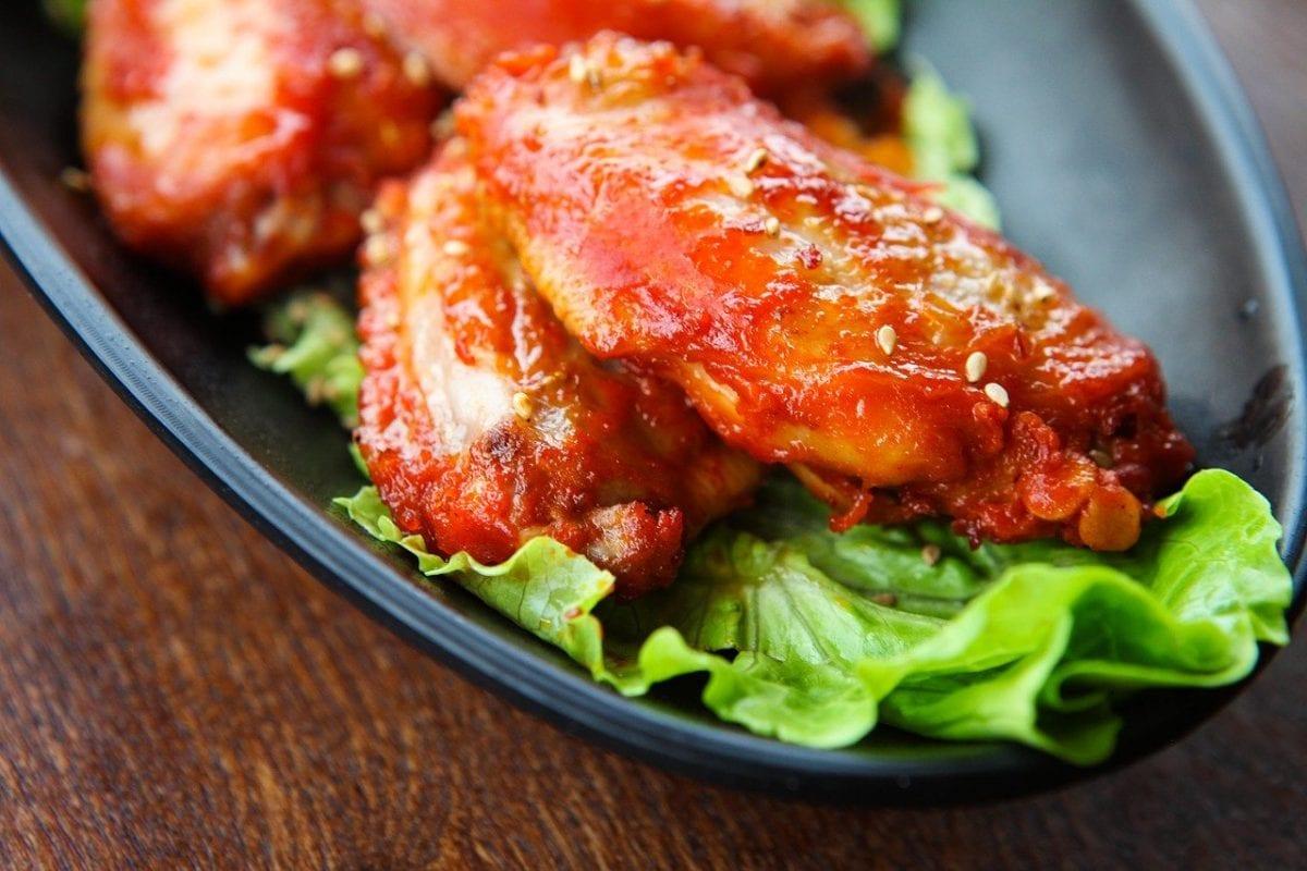 Easy Bake Chicken Wings Recipe
