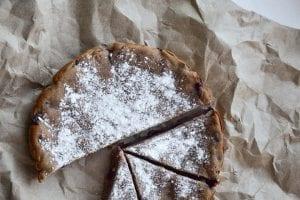 Easy Chocolate Cheesepie Recipe