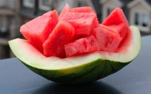 Easy Vodka-Infused Watermelon Recipe