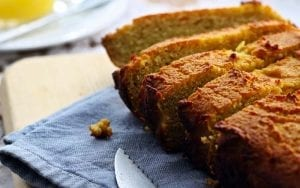 Grandmother's Banana Bread Recipe