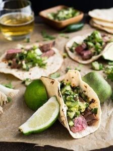 Greek Steak Pitas Recipe