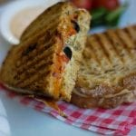 Italian Grilled Cheese and Tomato Recipe