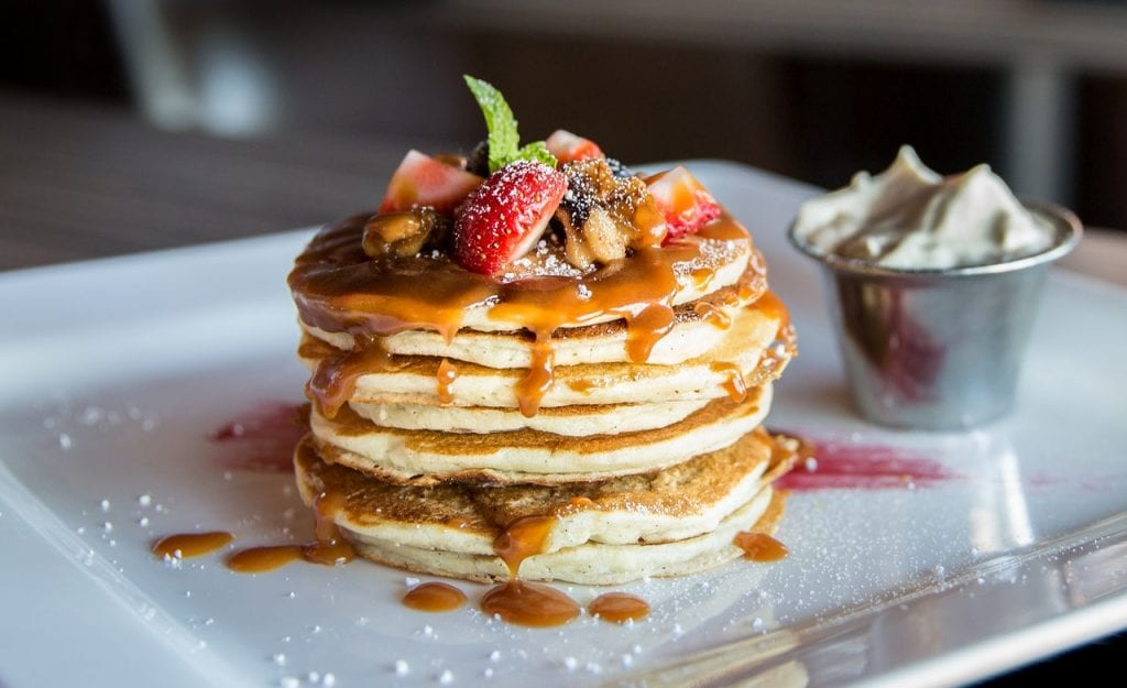 Just Like Le Peeps's French Toast Pancakes Recipe
