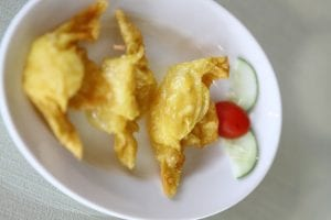 Just Like P.F. Chang's Crab Rangoon Recipe