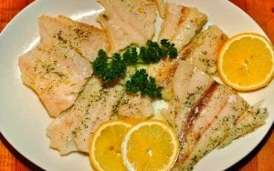 Light and Easy Baked Cod with Olive Oil Recipe