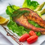 Olive Garden's Herb-Grilled Salmon Recipe