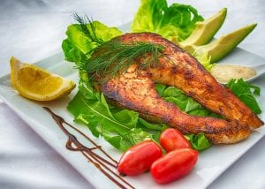 Olive Garden's Herb-Grilled Salmon Recipe