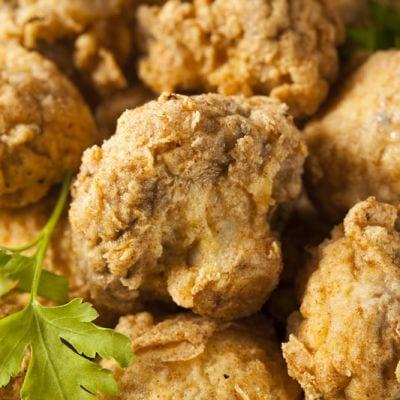 Outback Steakhouse Fried Mushroom Recipe