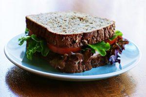 Panera Mediterranean Veggie Sandwich Recipe (Copycat)