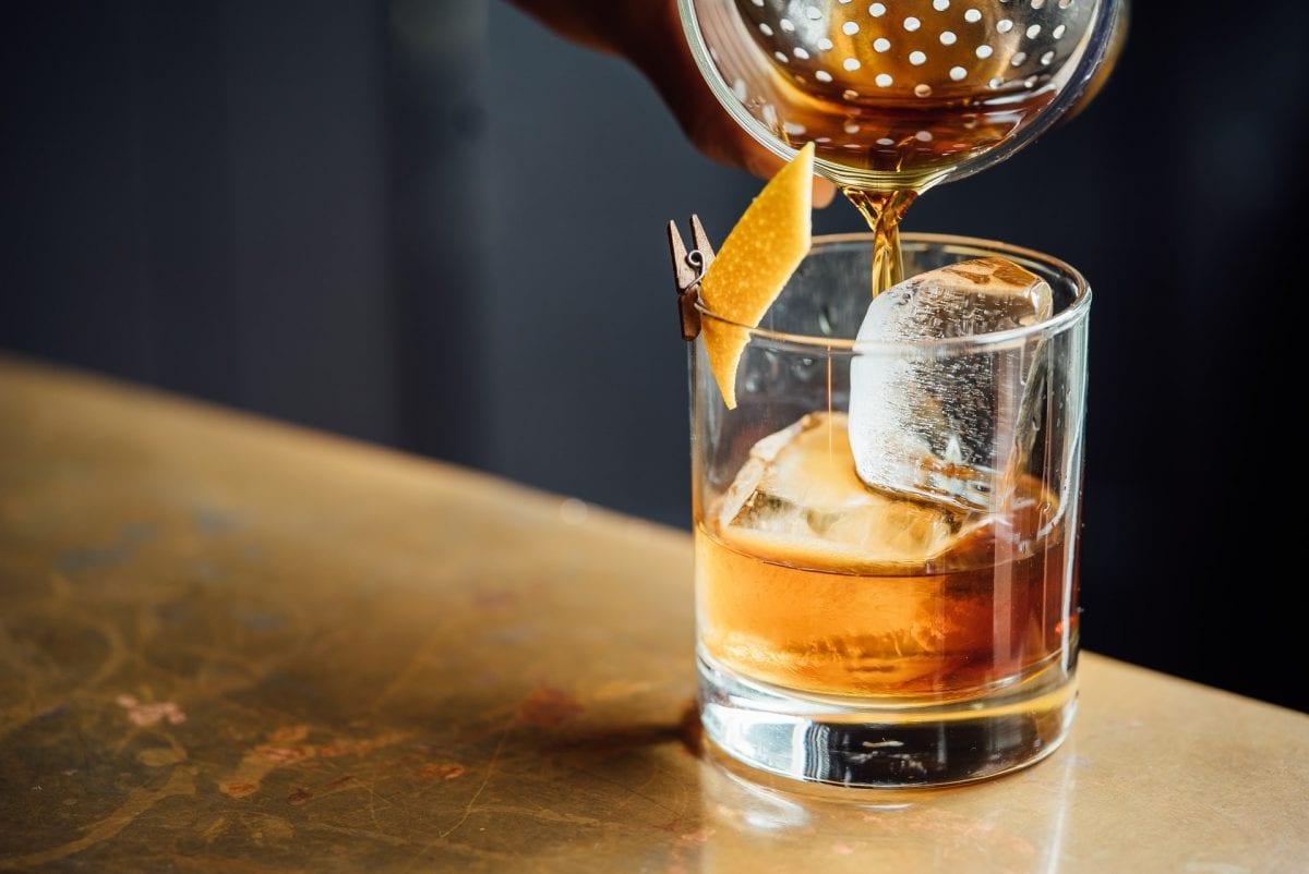 Pear Brandy Champagne Cocktail Recipe