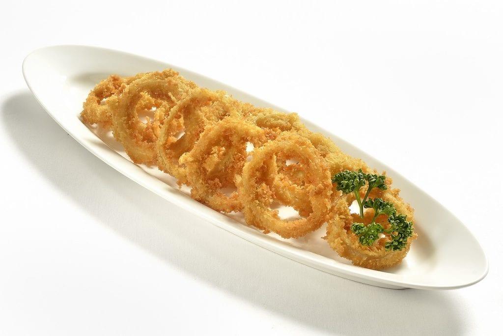 Perfect Panko-Crusted Onion Rings Recipe