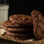 Potbelly's Indulgent Double Chocolate Brownie Cookies Recipe