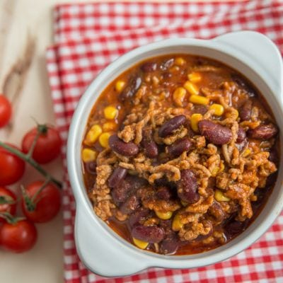Potbelly's Mouthwatering Chili Recipe
