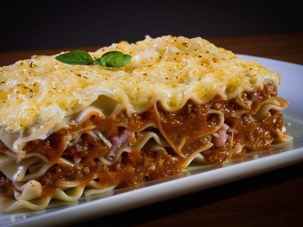 Pressure Cooker Lasagna Recipe