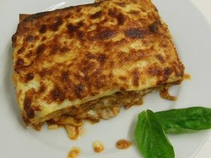 Pumpkin and Goat Cheese Lasagna Recipe