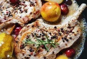 Rosemary Pork Tenderloin Recipe